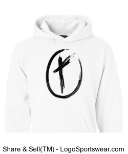 Hanes - PrintProXP Ultimate Cotton Hooded Sweatshirt Design Zoom